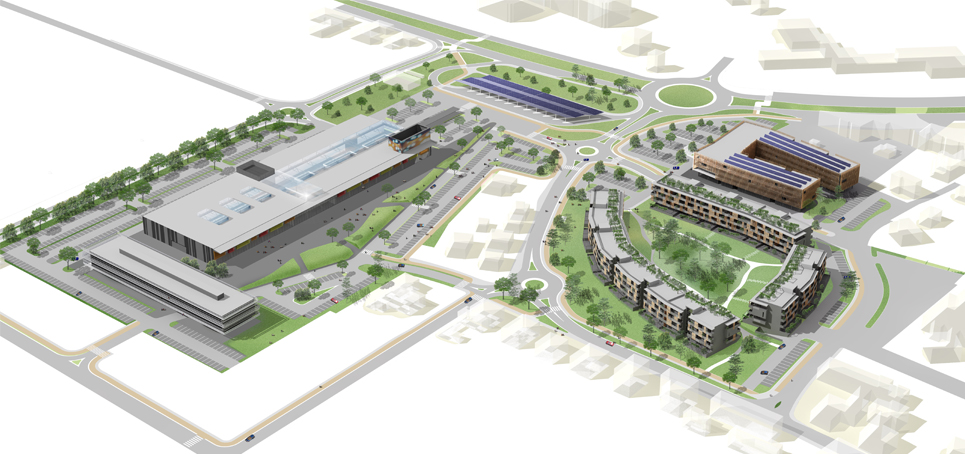 Enrico franzolini architettura e design da masterplan for Master architettura